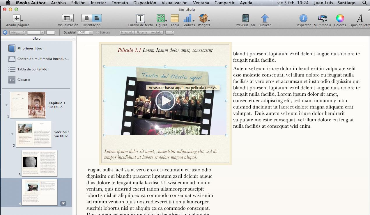 Voy a escribir un libro. – Educación, formación, mobile learning ...