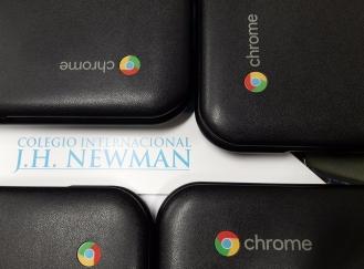 Chromebooks Newman